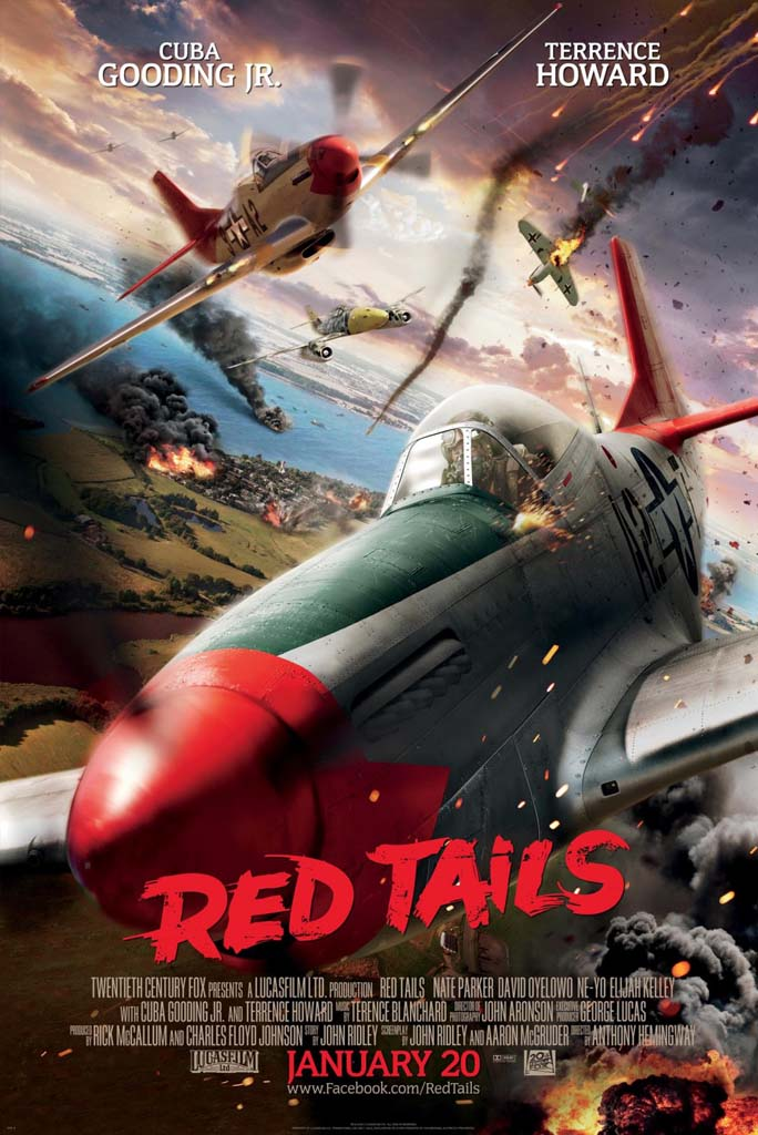 2012 - Red Tails